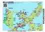 本島北部マップ