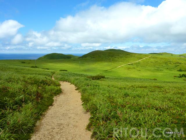 水と緑が輝く最果ての島!北海道・礼文島を全縦走ハイキング