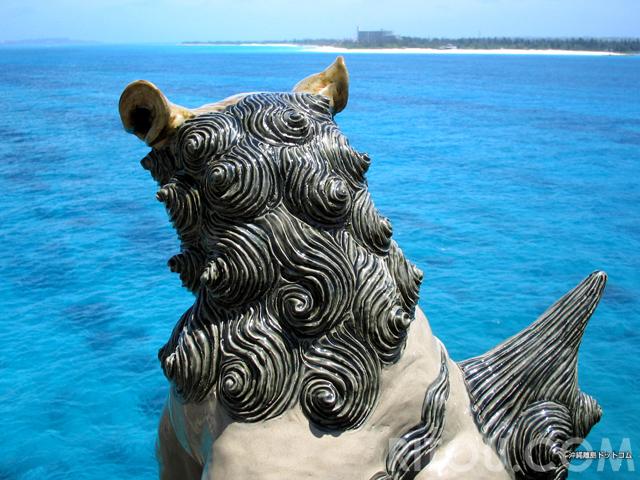 「黄昏れシーサー」を探せ!沖縄の守り神が宮古島の意外な場所に!?
