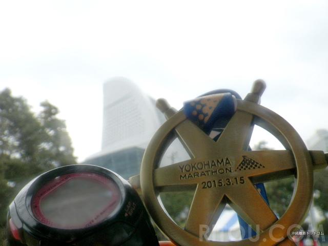 マラソンなのに横浜グルメが食べ放題?横浜マラソンで横浜の全てを満喫