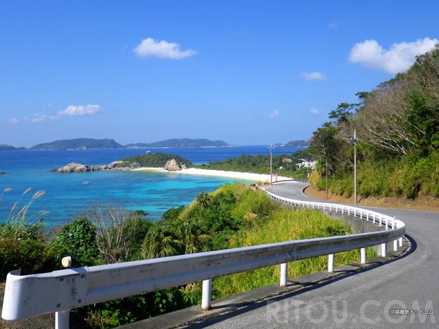 日本一の絶景コースと鯨に桜!とかしきマラソンは沖縄・渡嘉敷島で2月開催!
