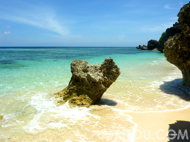 恋への試練?与那国島で数々の苦難を乗り越え「ハート岩」へ!
