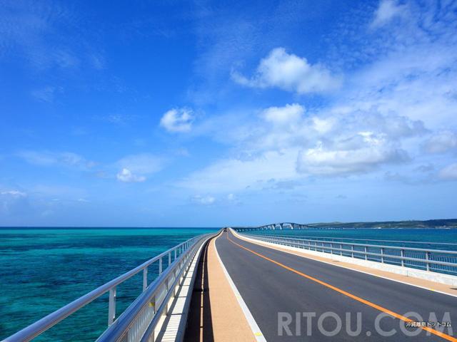 3540mを歩いて走ってサンゴの島へ!日本一の沖縄・伊良部大橋絶景ガイド
