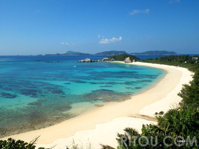1年中楽しめる!沖縄・渡嘉敷島人気No1「阿波連ビーチ」絶景ガイド