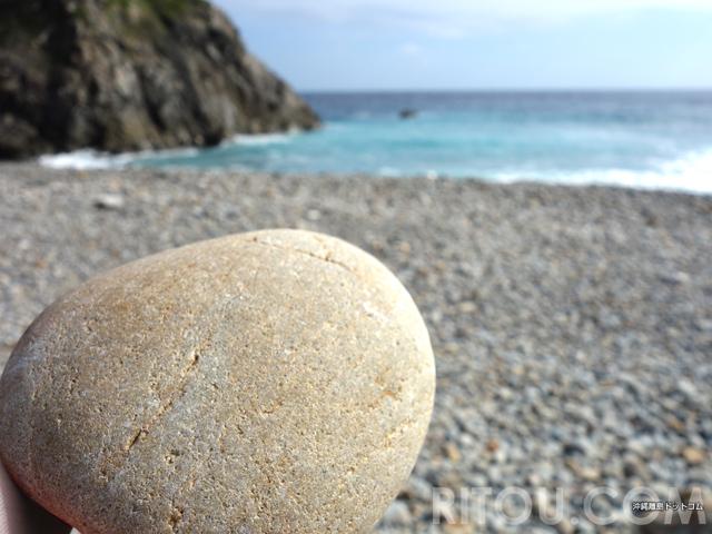 夜な夜な動き出す石?奄美大島ホノホシ海岸の丸い石は持ち帰り厳禁!