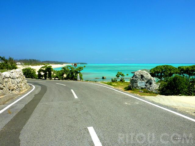 青い海を見ながら絶景ジョギング!鹿児島・与論島は一周21kmのマラソンアイランド