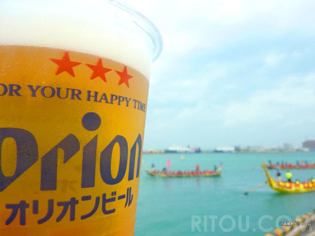 GWの沖縄必見イベント「那覇ハーリー」ビール片手に伝統行事を楽しもう!
