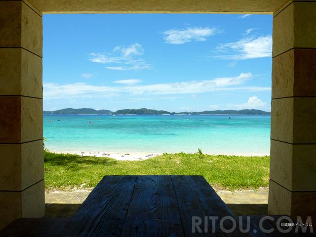 沖縄最高の特等席!素晴らしすぎる渡嘉敷島「トカシクビーチ展望台」へ急げ!