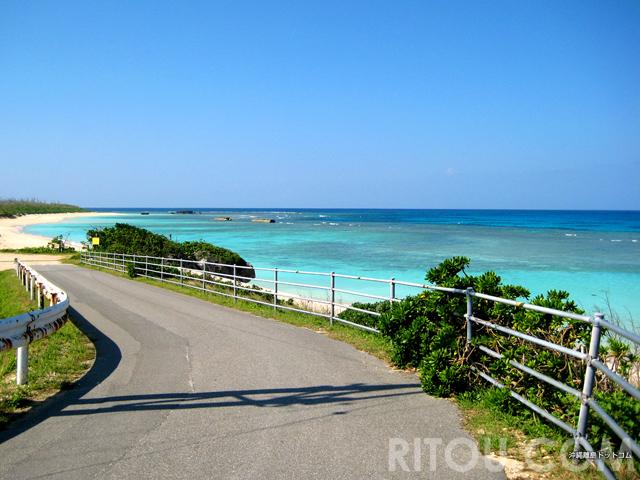 最南端で島散歩!沖縄・波照間島の魅力は絶景ロードにあり