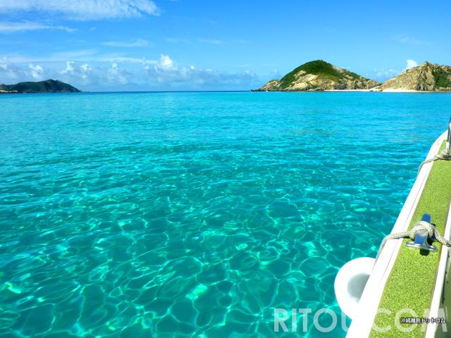 絶景ビーチを完全制覇!慶良間3島を巡る唯一の船「みつしま」で沖縄離島巡り