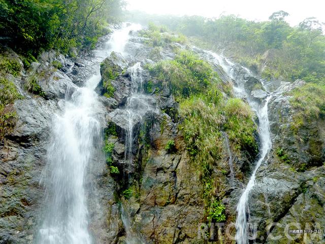 落差九州一?奄美大島・タンギョの滝はガイドブック未掲載の超秘境の滝