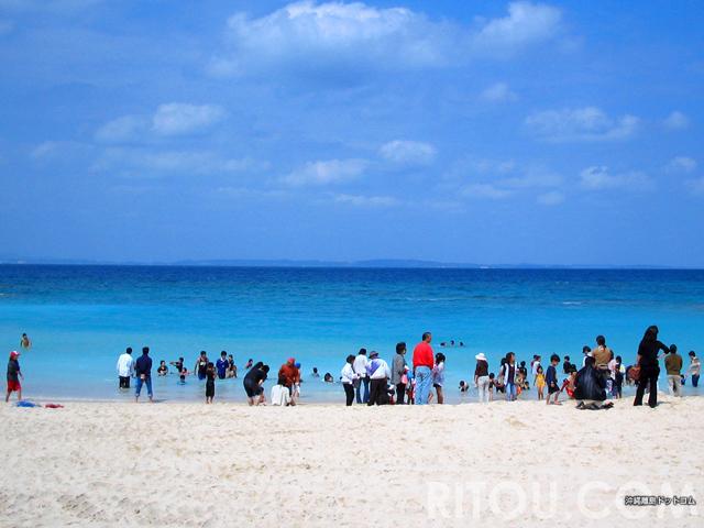 沖縄の海開きは3月から!イベント満載のビーチへ行こう