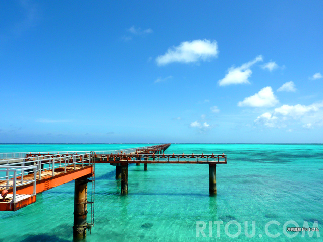 日本一美しい桟橋!沖縄「下地島空港17エンド」は言葉を失う絶景ポイント