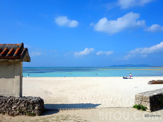 竹富島コンドイビーチの過ごし方7選!泳ぐのはおすすめではない?