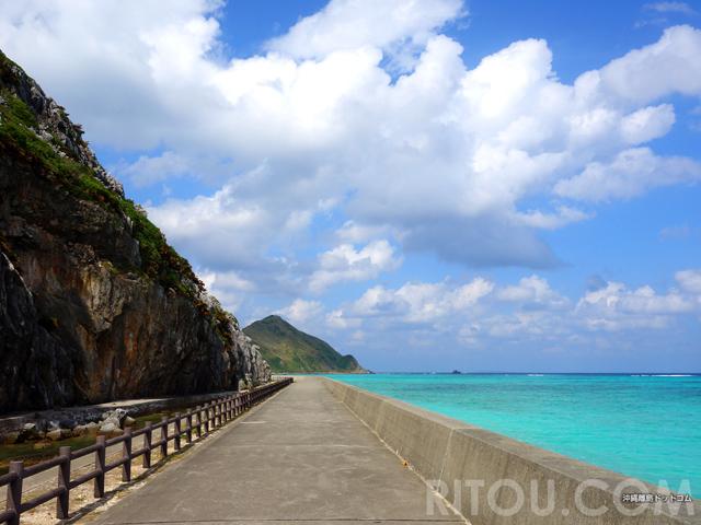 渡名喜島シーズン開始!綺麗すぎる海を眺める観光モデルコースはこちら!!