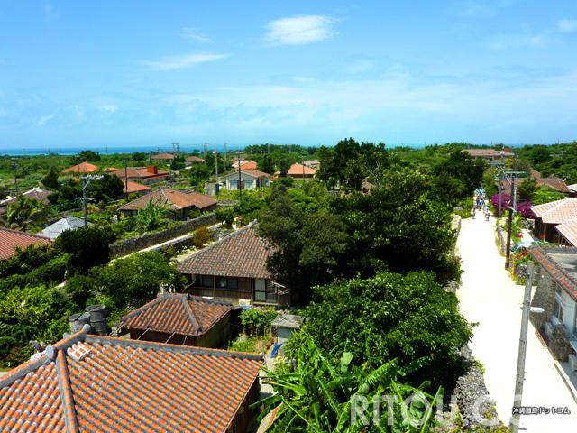 リアル対決「竹富島vs渡名喜島」沖縄らしい町並みはどっち?どちらも国の重要伝統的建造物群