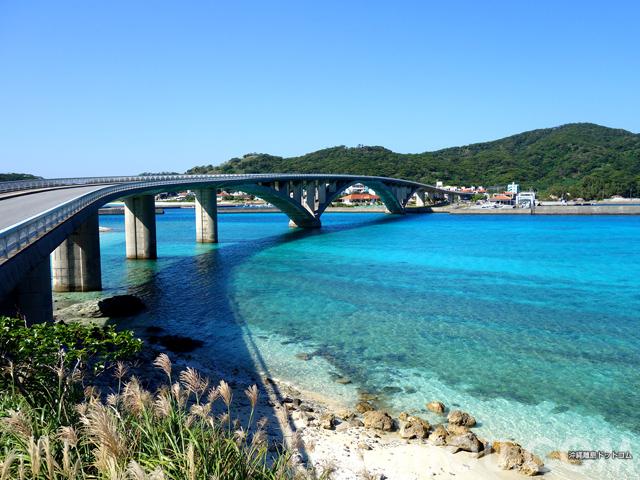 慶良間No1の絶景ポイントは「橋」!?阿嘉島「阿嘉大橋」絶景ガイド