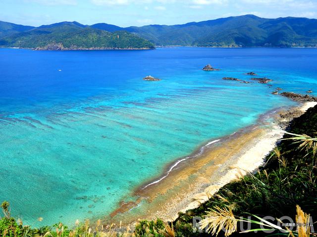 沖縄以上の綺麗な海だらけ!奄美群島・加計呂麻島の北部はかなりヤバイ!!