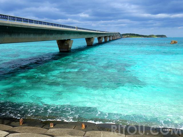 宮古島ドライブガイド!3つの大橋渡って一周ジャスト100km!?
