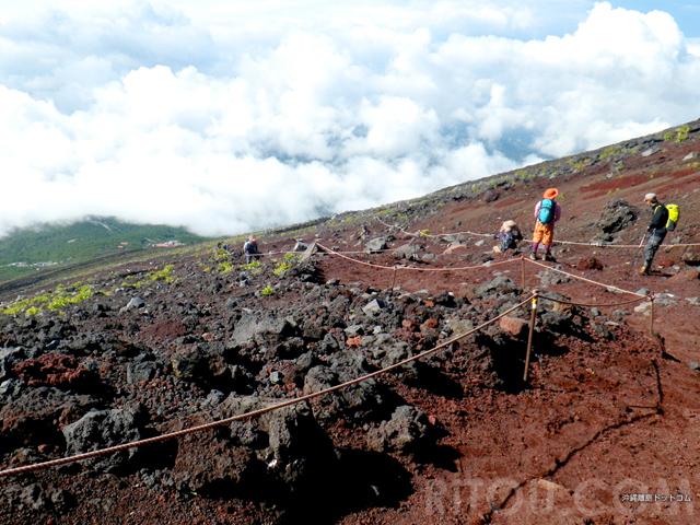 楽して富士山登るなら「富士宮ルート」最小標高差で楽々登山