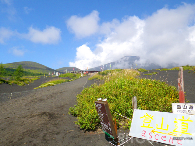 上級者に大人気の富士山登山「御殿場ルート」大砂走りは超快感
