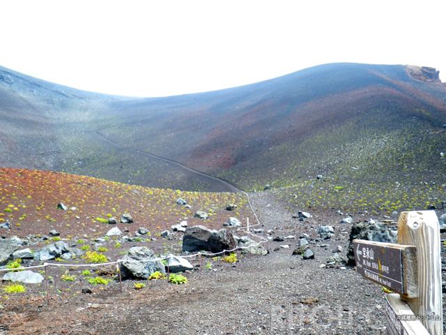 秘密の富士山登山コース「プリンスルート」実は最も楽だった